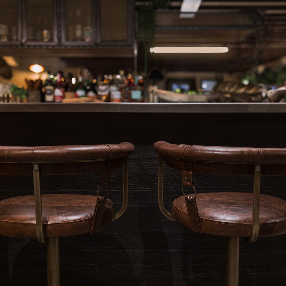 khai-khai-smoke-play-the-parlour-interior-bar-stools-detail-shot-leather